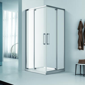 FD544 Twin Doors Swing Shower Enclosure