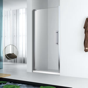F113 Niche swing shower door