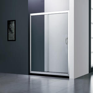JT121  sliding glass shower door