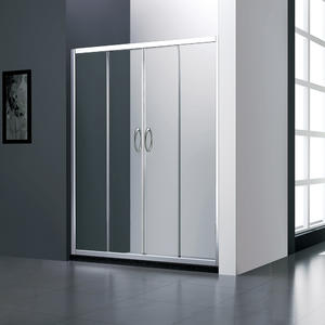 JT142 Twin Sling Shower Door