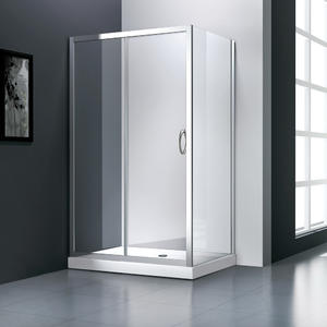 JT531 Rectangle sliding shower enclosure