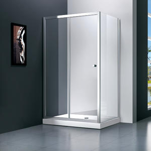 T531 Rectangle sliding shower enclosure