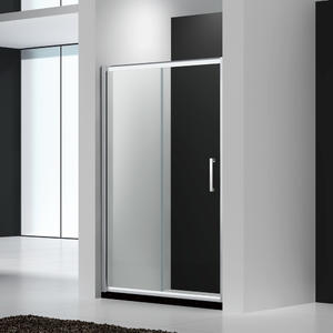 U121 roller sliding shower door