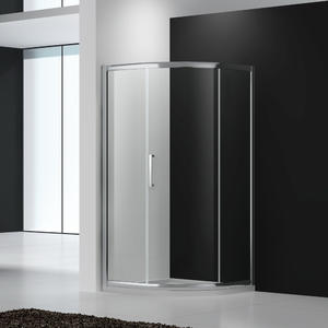 U231 Single Sliding Shower Quadrant