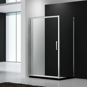 U531 Rectangle Sliding Door Shower Enclosure