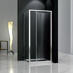 UB533 Square Bifold Shower Door