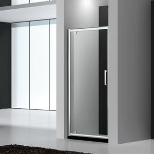 Single Pivot Glass Shower Door Supplier | Welleader