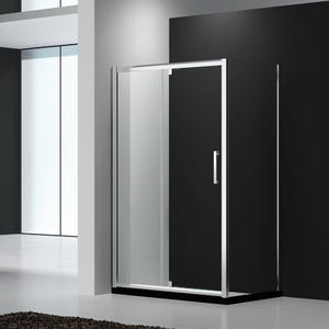 Rectangle Shower Enclosure with Pivot Door | Welleader