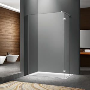WA08 Walk-in Glass Shower Screen Manufacturer | Welleader