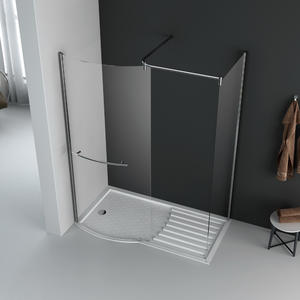 WA10 Walk-in Shower Screen Manufacturer | Welleader