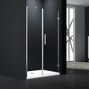 PA123 recess swing shower door