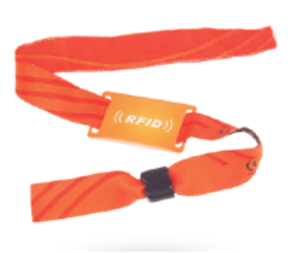 Top quality disposable rfid wristbands seller