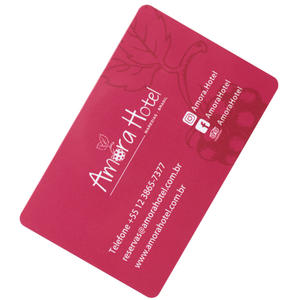 High quality contactless rfid hotel key card wholesaler