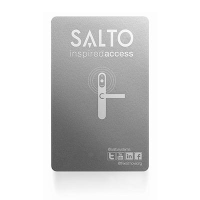Compatible 1k RFID encoded cards for salto system