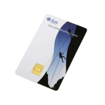 SLE4428/5528 Chip Printed Contact Smart Card