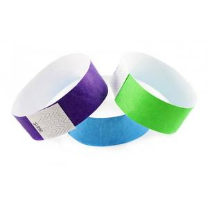 Soft RFID Silicone Wristband Products With Glue For Hospital