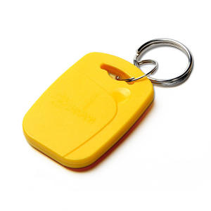 RFID Tracking Tags ABS 1# RFID Keyfobs 112