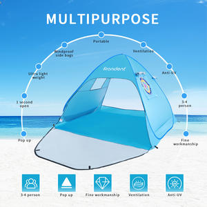Wholesale Family Foldable Outdoor Camping Tent