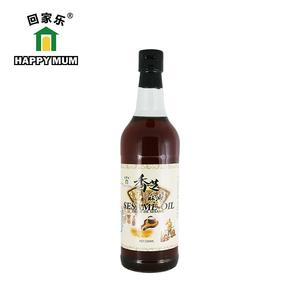 500ml Natural Roasted Sesame Oil Manufactuer | Jolion Foods