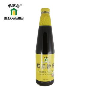 710g Healthy & Natural Real Oyster Sauce Exporter | Jolion Foods