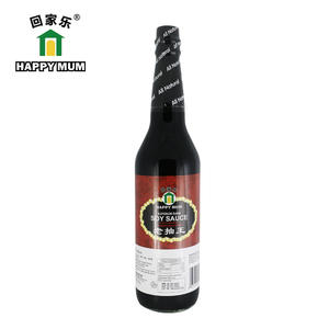 625ML Double Fermented Soy Sauce