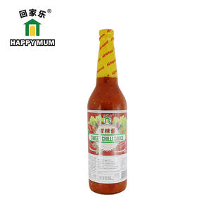 Jolionfoods|Customized Chicken Sweet Chilli Sauce Manufacturer