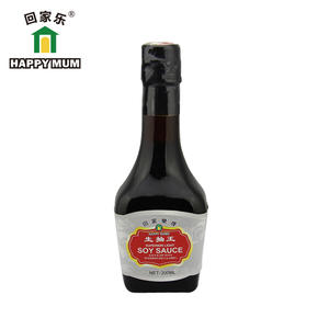 200ml Superior White Soy Sauce Manufacturer | Jolion Foods