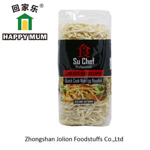 Jolionfoods|High Quality Fine Dried Egg Instant Noodles Factory
