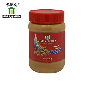 510g China Peanut Butter Organic Manufacturer | Jolion Foods