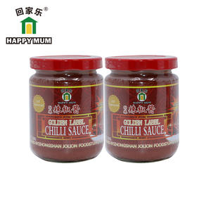 Top Quality Chilli Sauce for Sale from China Jolionfoods