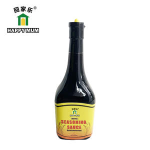 200ml Natural Thick Dark Soy Sauce Manufacturer | Jolion Foods