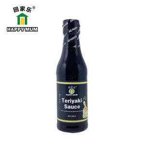 China 250ml Teriyaki Sauce Manufacturer | Jolion Foods