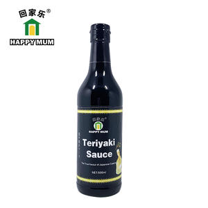 China 500ml  Teriyaki Sauce Manufacturer | Jolion Foods