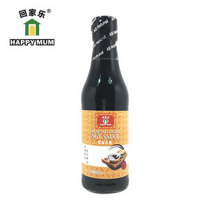 250ml Bulk  low sodium soy sauce Manufacturer | Jolion Foods