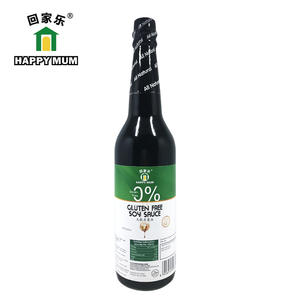 625ml Healthy gluten free soy sauce Manufacturer | Jolion Foods