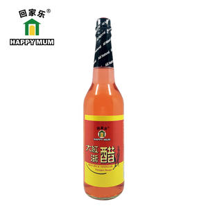 625ML Red Vinegar Manufacturer | Jolion Foods