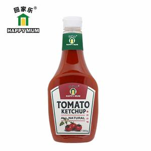 560G Tomato Ketchup Manufacturer | Jolion Foods