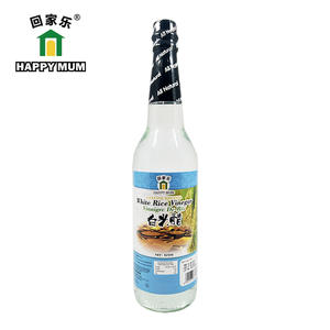 625ML White Rice Vinegarr Manufacturer | Jolion Foods