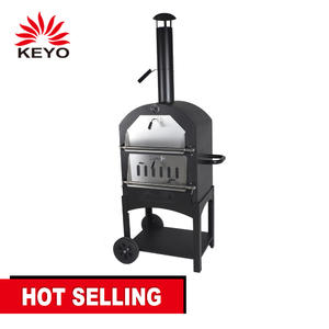 OEM Fired Pizza Oven Factory-KY2526 with ISO90010 Certification