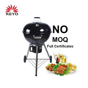 OEM Large Charcoal Grill Factory-KY22022CS with ISO90010 Certification