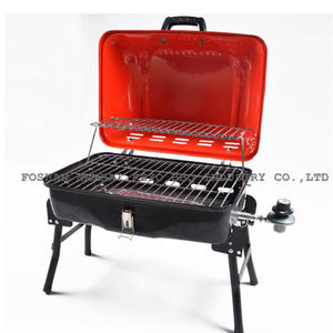 OEM Infrared Gas Grill Factory-YH1802RL with ISO90010 Certification