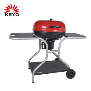 OEM Electric Smoker Grill Factory-KY22022T with ISO90010 Certification
