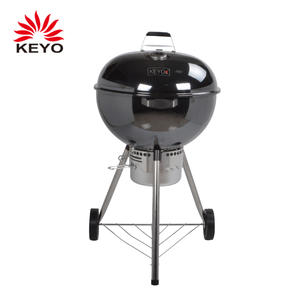 OEM Combo BBQ Grill Factory-KY22022HE with ISO90010 Certification