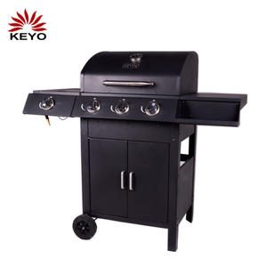 OEM Commercial Gas Grill Factory-KY19562R with ISO90010 Certification