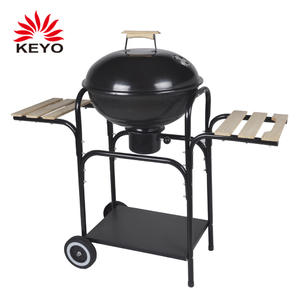 OEM Charcoal BBQ Grill Factory-KY19018F with ISO90010 Certification