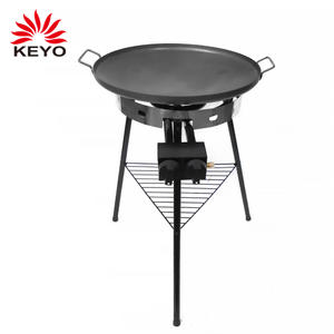 OEM Indoor Gas Grill Factory-KY1829TQ with ISO90010 Certification