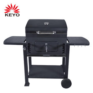 OEM Portable BBQ Grill Factory-KY4524TN with ISO90010 Certification