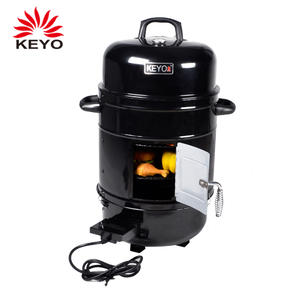 OEM Electric Food Grill Factory-KY8517D with ISO90010 Certification