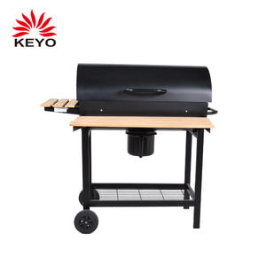 OEM  Rotary Bbq Grill Factory-KY1813 with ISO90010 Certification