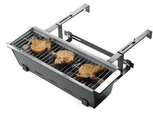 OEM Tabletop BBQ Grill Factory-KY1824 with ISO90010 Certification